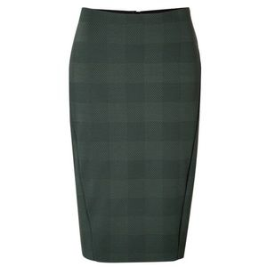 Rag & Bone Green Gables Ora Plaid Pencil Skirt